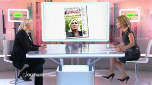 Caroline Roux dans C Politique - 11/10/15 - 046
