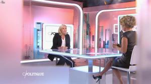 Caroline Roux dans C Politique - 11/10/15 - 047