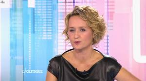 Caroline Roux dans C Politique - 11/10/15 - 049