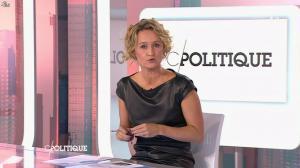 Caroline Roux dans C Politique - 11/10/15 - 058