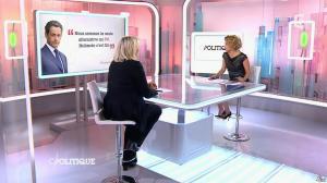 Caroline Roux dans C Politique - 11/10/15 - 063