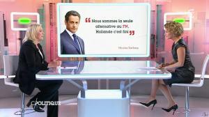 Caroline Roux dans C Politique - 11/10/15 - 066