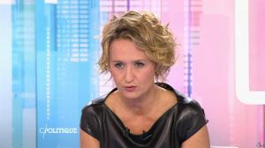 Caroline Roux dans C Politique - 11/10/15 - 067
