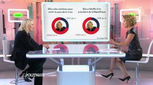 Caroline Roux dans C Politique - 11/10/15 - 071