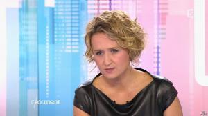 Caroline Roux dans C Politique - 11/10/15 - 076