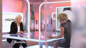 Caroline Roux dans C Politique - 11/10/15 - 077