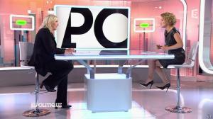 Caroline Roux dans C Politique - 11/10/15 - 079