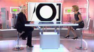 Caroline Roux dans C Politique - 11/10/15 - 080