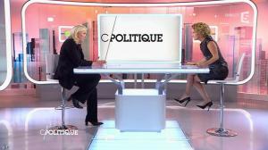 Caroline Roux dans C Politique - 11/10/15 - 085