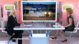 Caroline Roux dans C Politique - 11/10/15 - 089