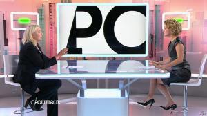 Caroline Roux dans C Politique - 11/10/15 - 091