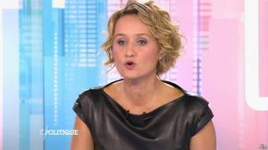 Caroline Roux dans C Politique - 11/10/15 - 093