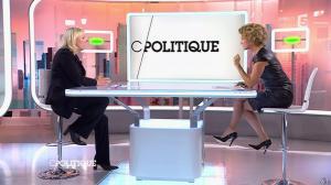 Caroline Roux dans C Politique - 11/10/15 - 094