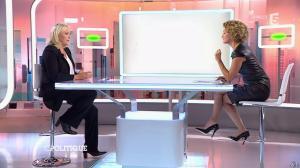 Caroline Roux dans C Politique - 11/10/15 - 095