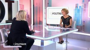 Caroline Roux dans C Politique - 11/10/15 - 097