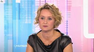Caroline Roux dans C Politique - 11/10/15 - 101
