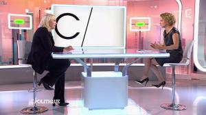 Caroline Roux dans C Politique - 11/10/15 - 102