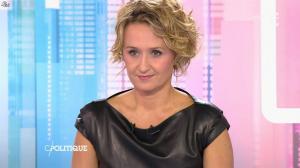 Caroline Roux dans C Politique - 11/10/15 - 105