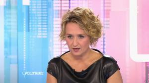Caroline Roux dans C Politique - 11/10/15 - 109