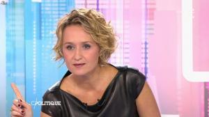 Caroline Roux dans C Politique - 11/10/15 - 115