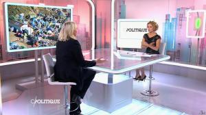 Caroline Roux dans C Politique - 11/10/15 - 118