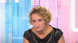 Caroline Roux dans C Politique - 11/10/15 - 119