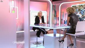 Caroline Roux dans C Politique - 11/10/15 - 120