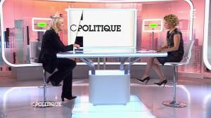 Caroline Roux dans C Politique - 11/10/15 - 123