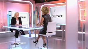 Caroline Roux dans C Politique - 11/10/15 - 127