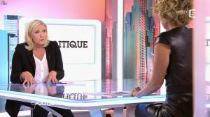 Caroline Roux dans C Politique - 11/10/15 - 137