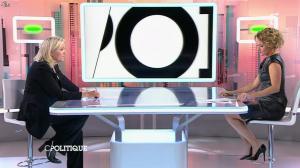 Caroline Roux dans C Politique - 11/10/15 - 139
