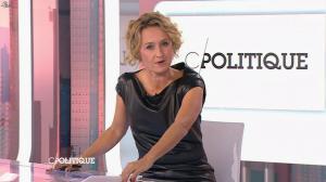 Caroline Roux dans C Politique - 11/10/15 - 143