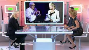 Caroline Roux dans C Politique - 11/10/15 - 145