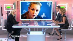 Caroline Roux dans C Politique - 11/10/15 - 146