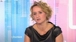 Caroline Roux dans C Politique - 11/10/15 - 147