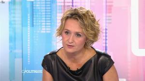Caroline Roux dans C Politique - 11/10/15 - 148