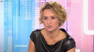 Caroline Roux dans C Politique - 11/10/15 - 150