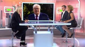 Caroline Roux dans C Politique - 11/10/15 - 152