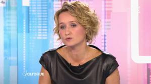 Caroline Roux dans C Politique - 11/10/15 - 153