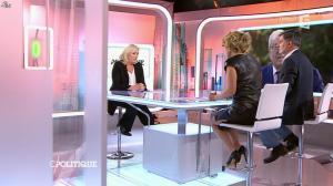 Caroline Roux dans C Politique - 11/10/15 - 154