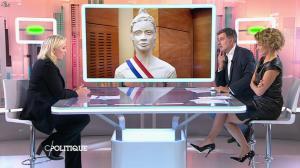 Caroline Roux dans C Politique - 11/10/15 - 156