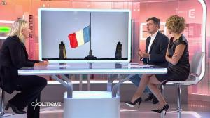 Caroline Roux dans C Politique - 11/10/15 - 157