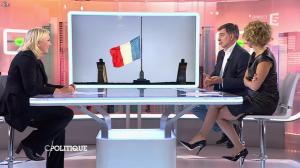 Caroline Roux dans C Politique - 11/10/15 - 158