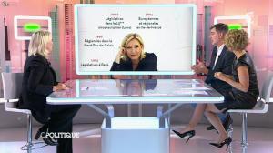 Caroline Roux dans C Politique - 11/10/15 - 162