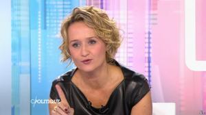 Caroline Roux dans C Politique - 11/10/15 - 164