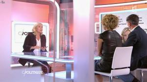Caroline Roux dans C Politique - 11/10/15 - 167