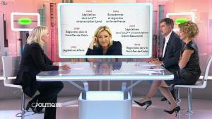 Caroline Roux dans C Politique - 11/10/15 - 168
