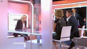 Caroline Roux dans C Politique - 11/10/15 - 170