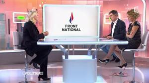 Caroline Roux dans C Politique - 11/10/15 - 172