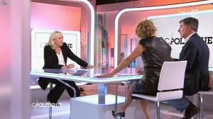 Caroline Roux dans C Politique - 11/10/15 - 173